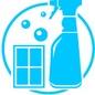 Легко очищается и препятствует образованию пыли